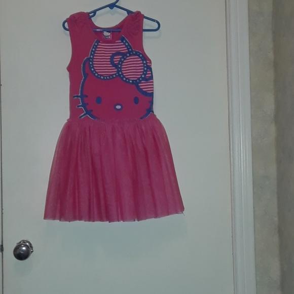 4cc032489 Hello Kitty Dresses | Kids Summer Dress | Poshmark